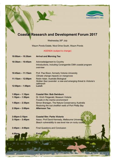 Corangamite Coastal R& D Forum invite 2017 V2jpg_Page2