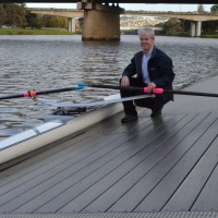 Landing refurbishment a rowing success