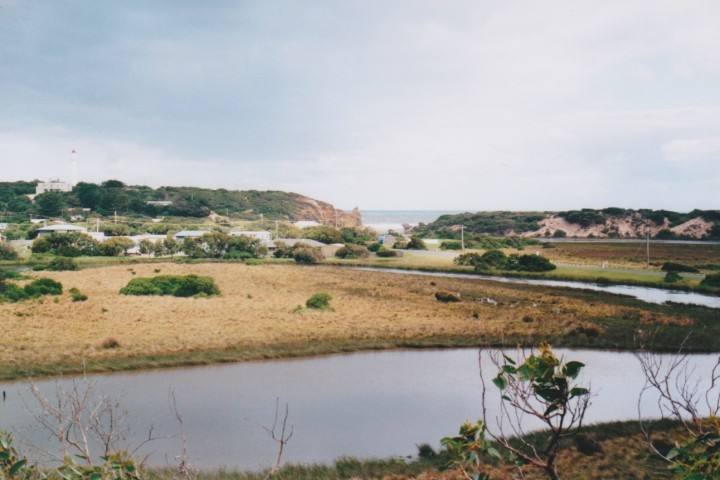 Painkalac Creek, Anglesea 2005