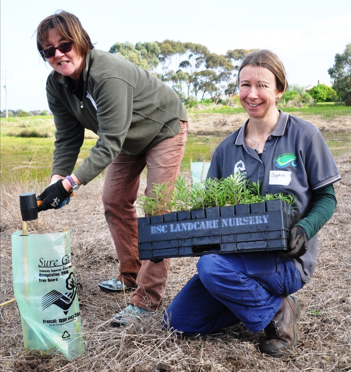 Funding boost for Corangamite Landcare Groups