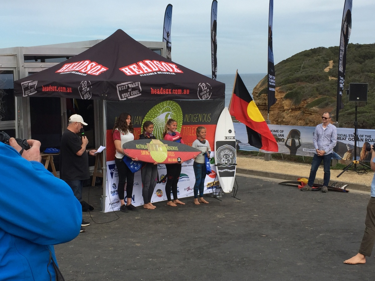 Australian Indigenous Surfing Titles- 2018