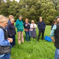 Women in regenerative farming