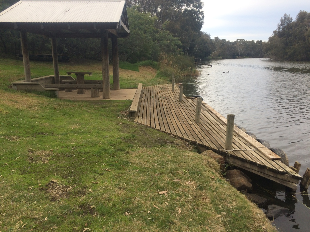 Welcome upgrades to Barwon River infrastructure
