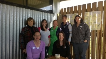 rural womens plannig lunch oct 14