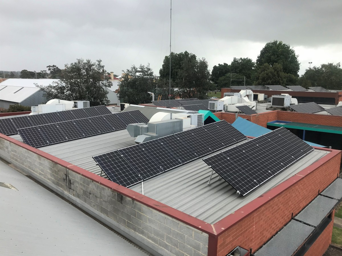 Corangamite CMA moves to solar power