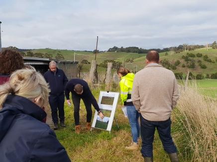 Dewing Creek Restoration Project