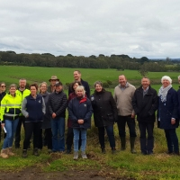 Board tour of the upper Barwon catchment